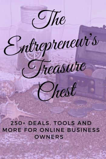 The Entrepreneurs Treasure Chest