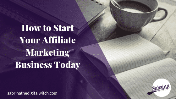 Affiliate Marketing Starter Pack