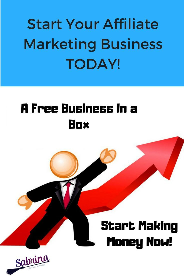 A business in box to start today
