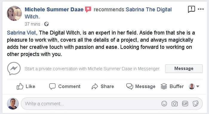 Michele's testimony