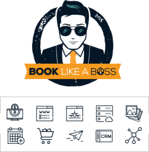 Book Like A Boss Logo