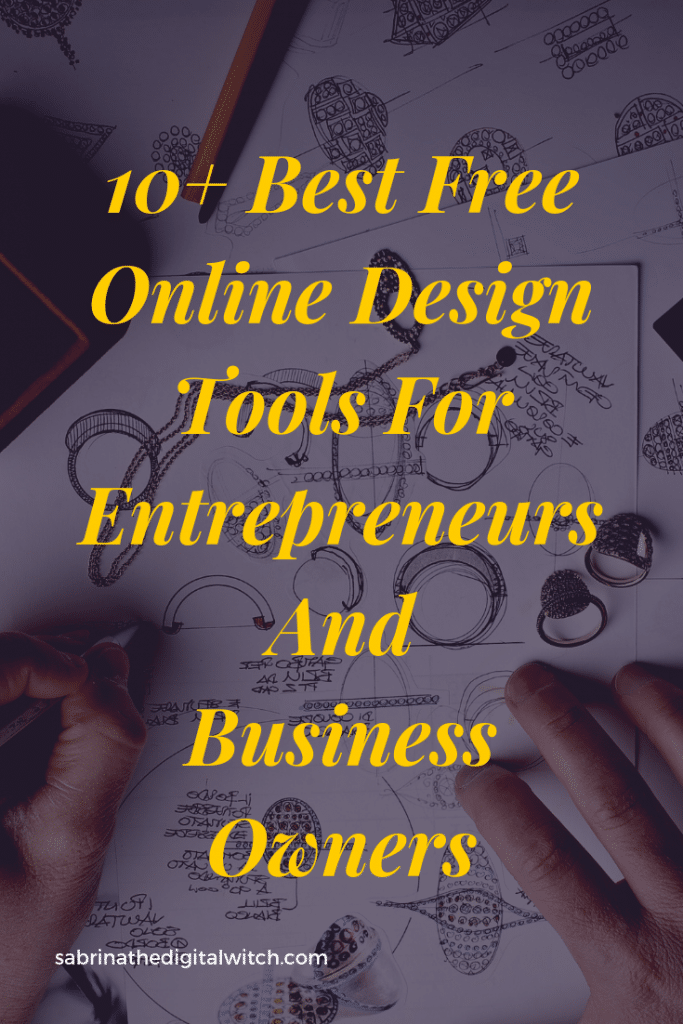 The 10+ Best Free Online Design Tools For Entrepreneurs - Pinterest