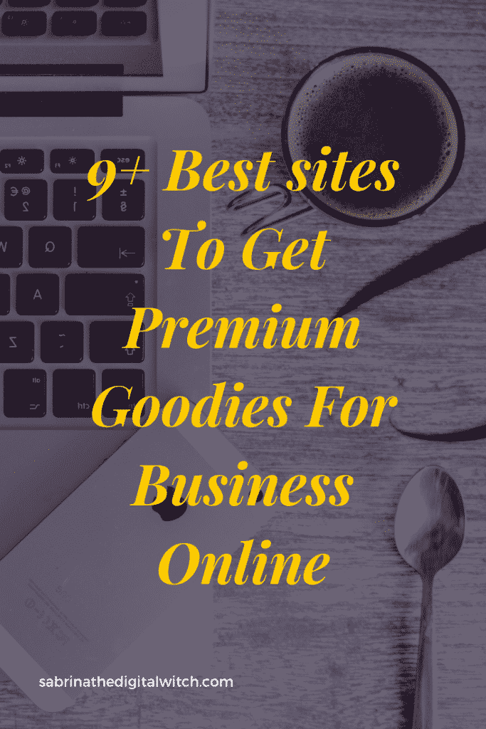 The 9+ Best Places To Get Goodies For Business Online - Pinterest