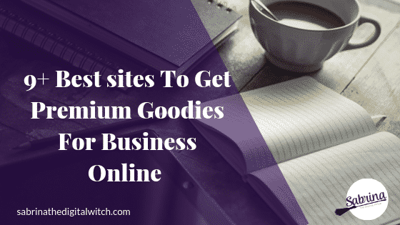 The 9+ Best Sites To Get Premium Goodies For Business Online