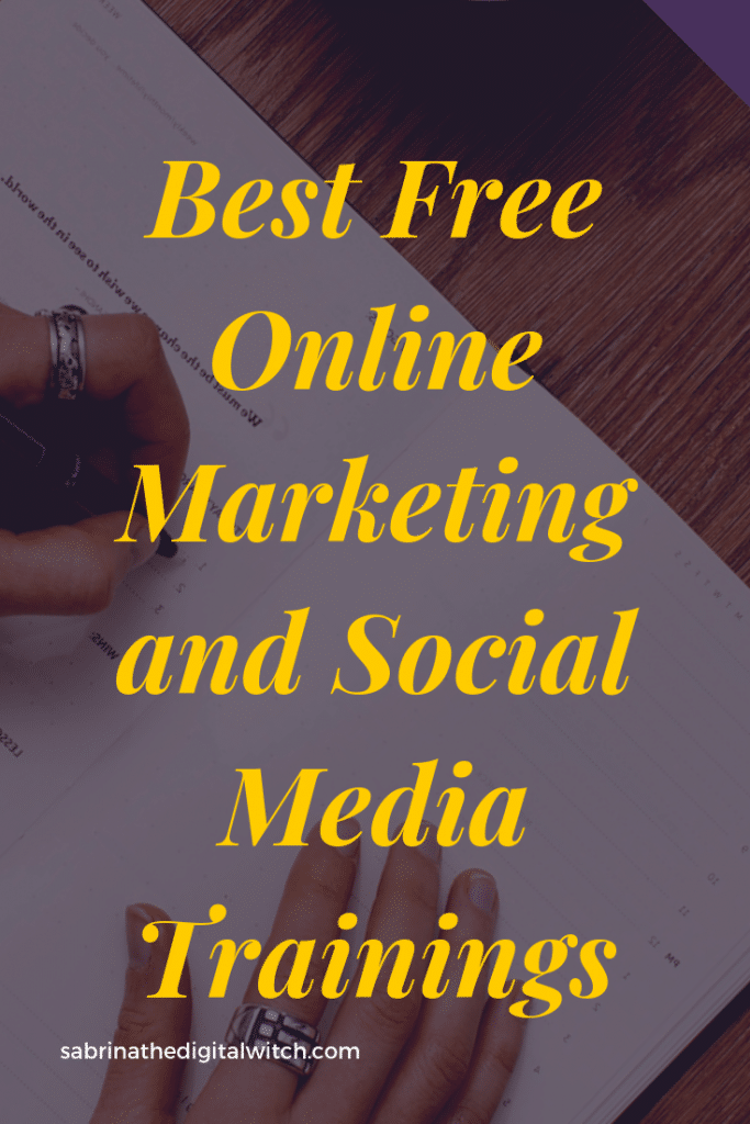 Best online courses for online business - Pinterest