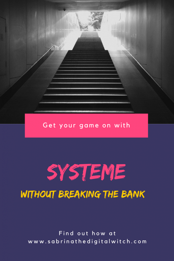 Systeme review - Pinterest image