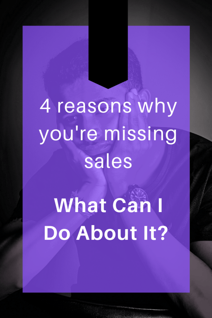 4 Reasons Why Your Funnels Leak - purple  - Pinterest
