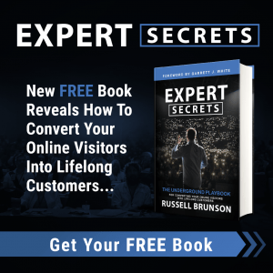 Experts Secrets Book