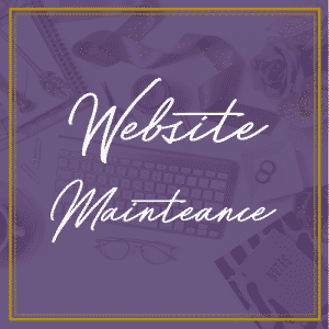 WordPress website Maintance