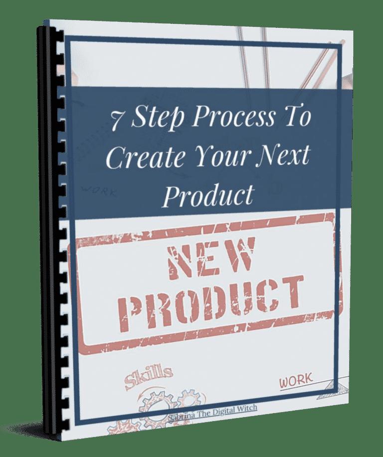 My Secret Product Planner