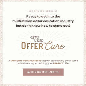 Offer Cure from Funnel Gorgeous
