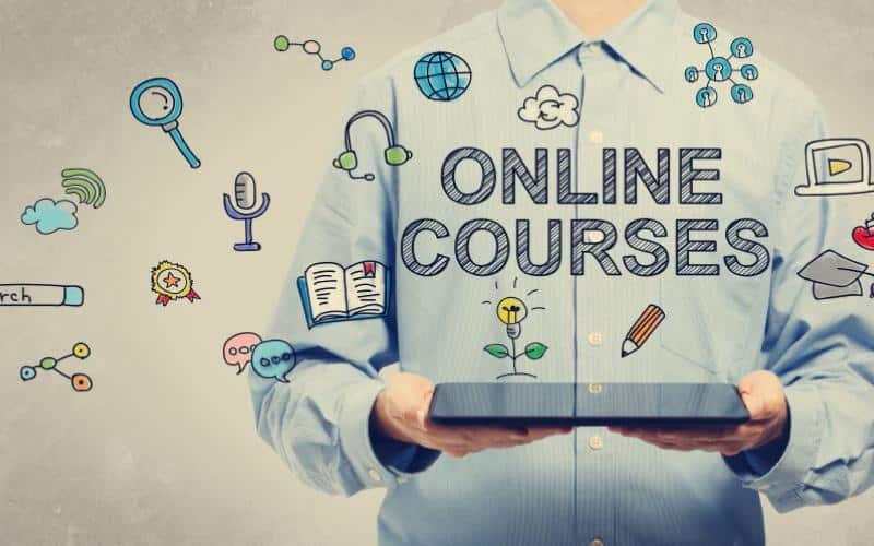 Courses membership site