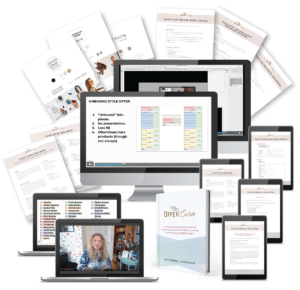 Offer Cure - Best mini course to create the perfect content for your offers